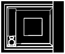 Lodge Blueprint Icon